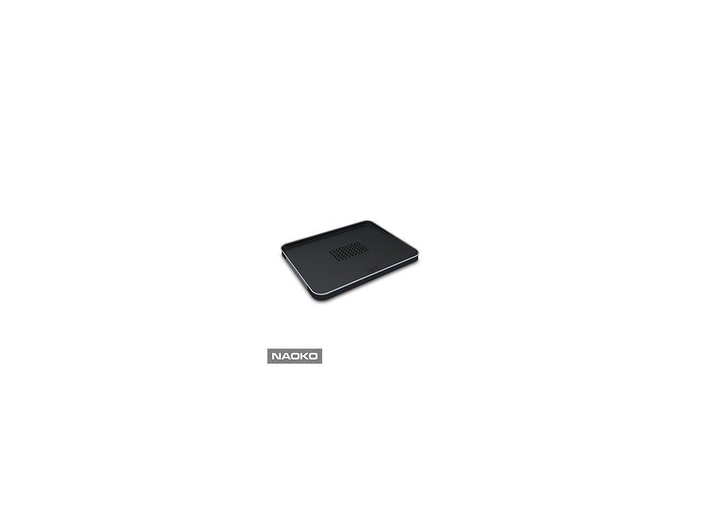 Multifunkčná doska na krájanie JOSEPH JOSEPH Cut & Carve ™ Plus, veľká / čierna