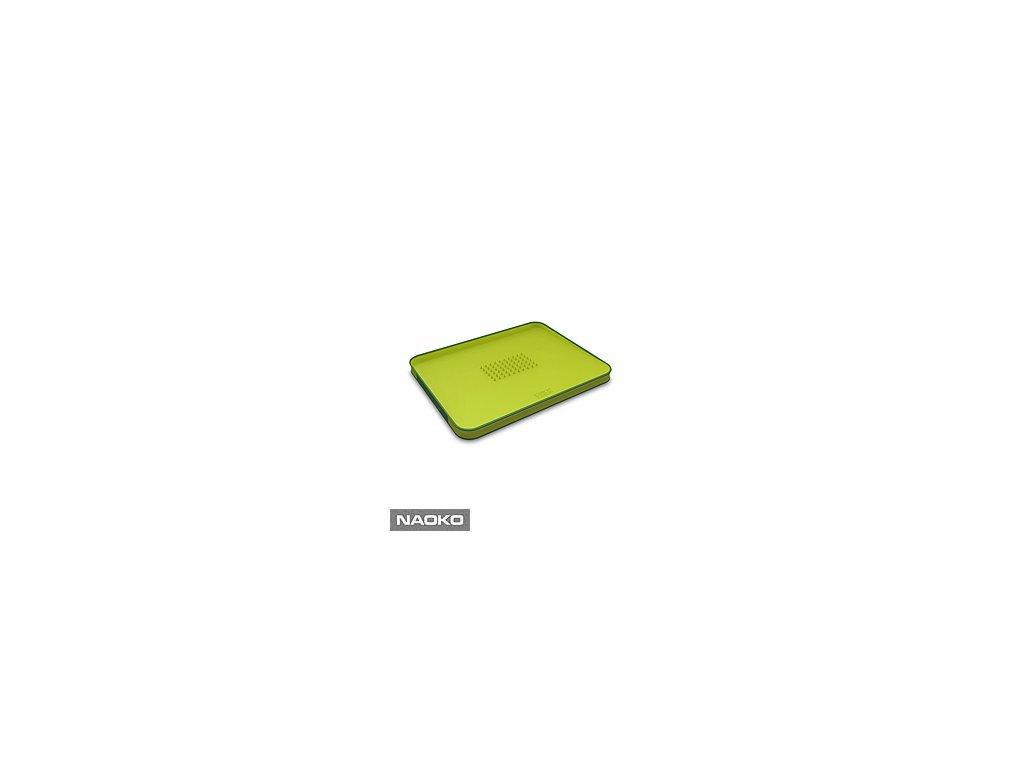 Multifunkčná doska na krájanie JOSEPH JOSEPH Cut & Carve ™ Plus, veľká /zelená