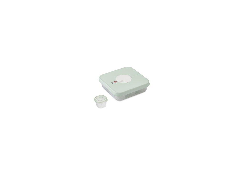 Súprava krabičiek na detské porcie JOSEPH JOSEPH Dial ™ Baby 10, Stage 1