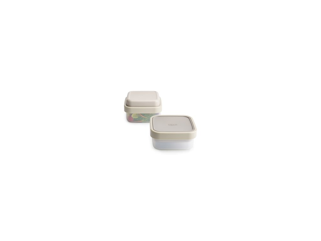 Salad box JOSEPH JOSEPH GoEat™, 400/700/20ml, šedý