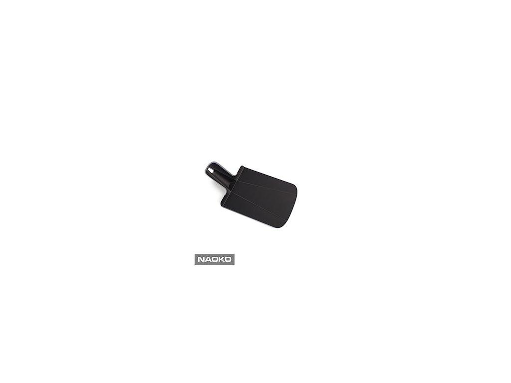 Skladacia doska na krájanie JOSEPH JOSEPH Chop2Pot ™ Mini, čierna