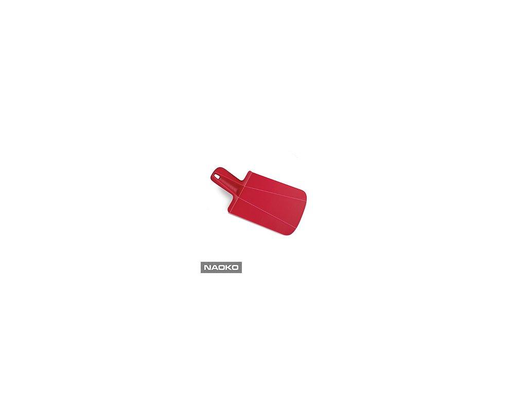 Skladacia doska na krájanie JOSEPH JOSEPH Chop2Pot ™ Mini, červená