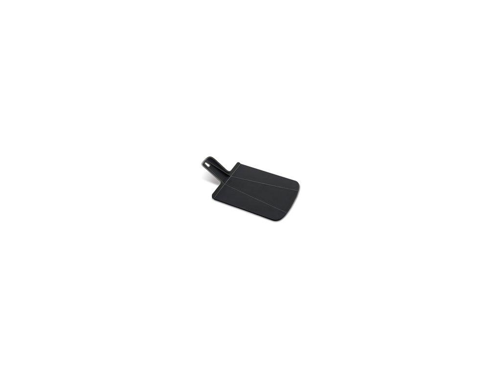 Skladacia doska na krájanie JOSEPH JOSEPH Chop2Pot ™ Plus, malá / čierna