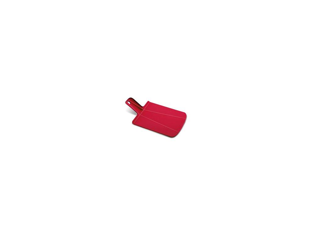Skladacia doska na krájanie JOSEPH JOSEPH Chop2Pot ™ Plus, malá / červená