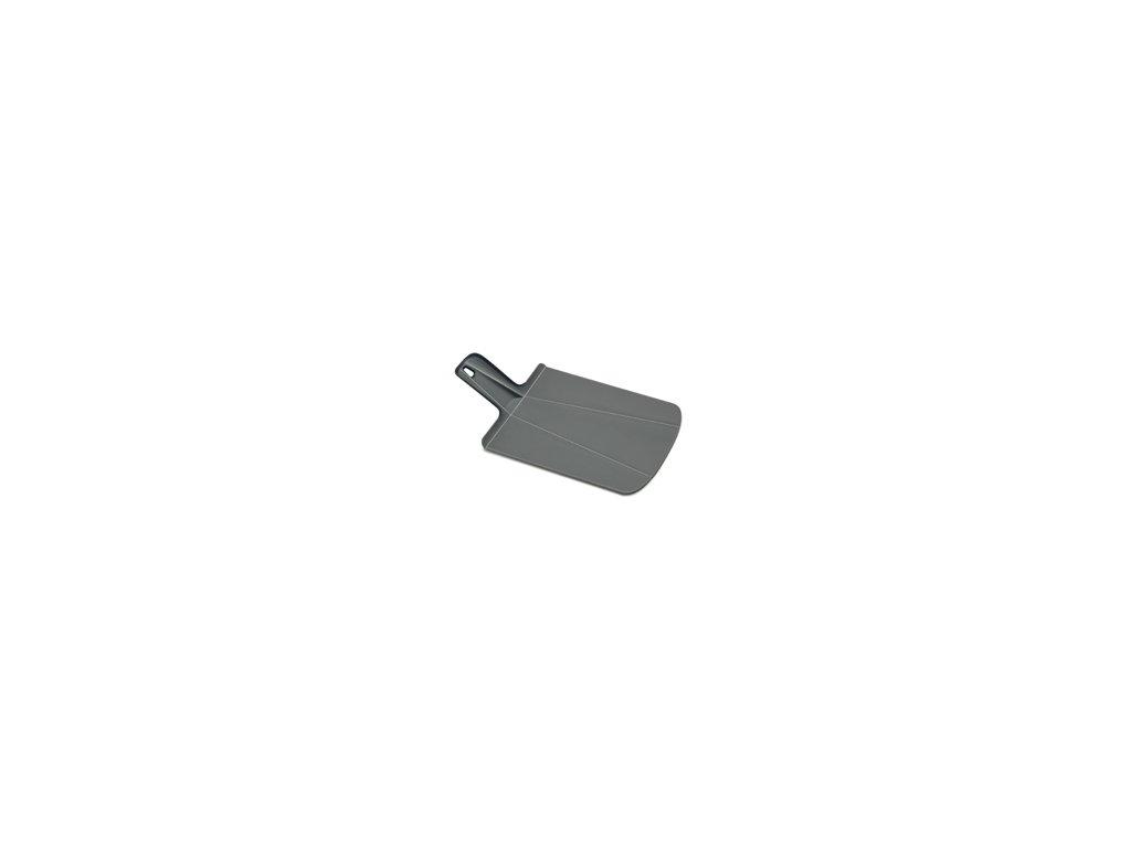 Skladacia doska na krájanie JOSEPH JOSEPH Chop2Pot ™ Plus, malá / sivá