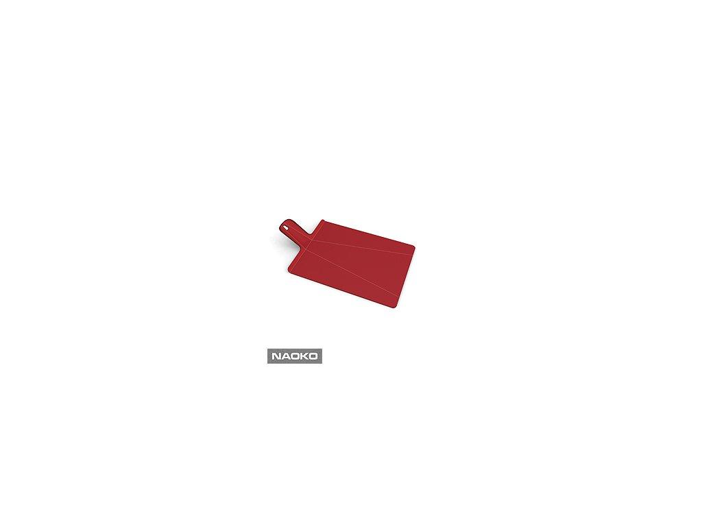 Skladacia doska na krájanie JOSEPH JOSEPH Chop2Pot ™ Plus, veľká / červená