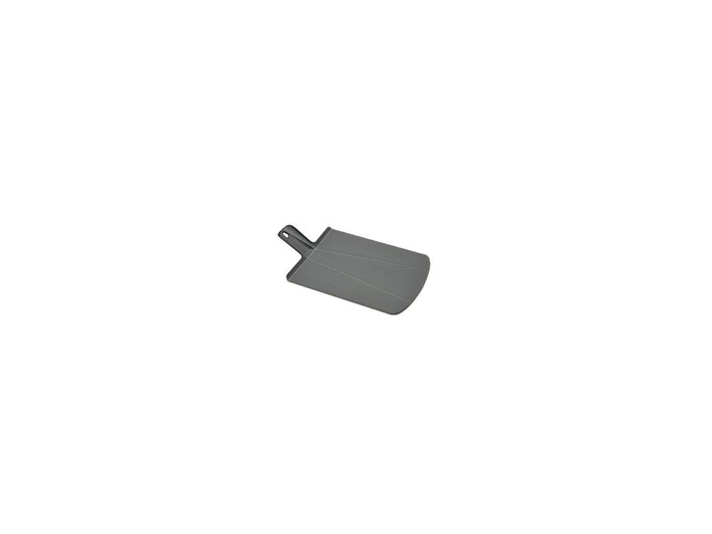 Skladacia doska na krájanie JOSEPH JOSEPH Chop2Pot ™ Plus, veľká / sivá