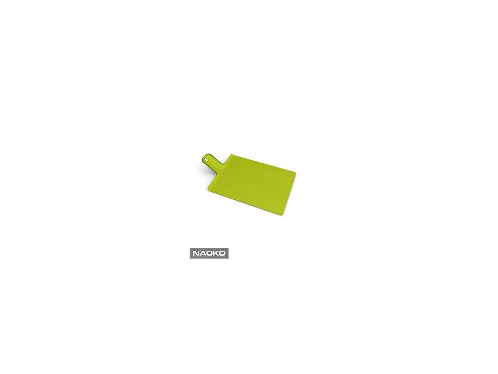 Skladacia doska na krájanie JOSEPH JOSEPH Chop2Pot ™ Plus, veľká / zelená