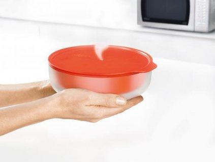 Dvojstenná misa  JOSEPH JOSEPH M-Cuisine™ Cool-touch Microwave Dish, 20cm