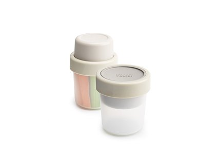 Snack Pot JOSEPH JOSEPH GoEat ™, 100/240 ml, sivý