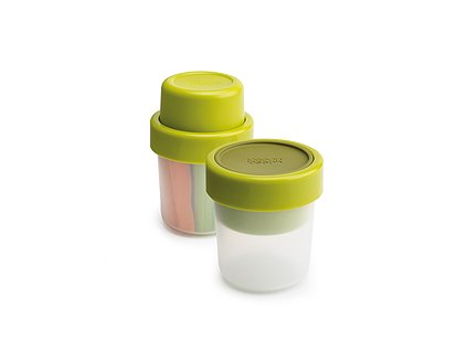 Snack Pot JOSEPH JOSEPH GoEat ™, 100/240 ml, zelený